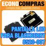 Pantalla Lcd Para Blackberry 8520-007 100% Nuevo Y Original