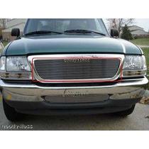 Parrilla Billet Cromada Ford Ranger 98 99 00 01 Sport 4x4