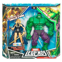 Marvel Legends 2 Pack Hulk & Valkyrie Hm4