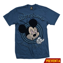 Playera King Monster Junkey Mouse
