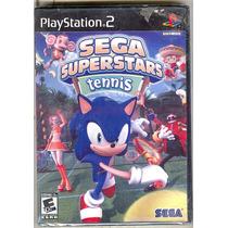 Ps2 Sega Superstars Tenis Nuevo Envio Gratis