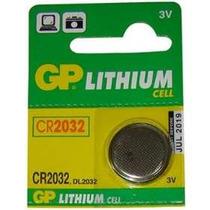 Pilas Gp Cr2032 De Boton Lithium Blister 5 Unidades 3v