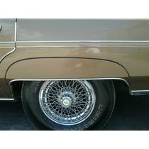 Chevrolet Caprice 1976 Loderas Pantaletas Partes Originales