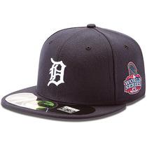 Gorra New Era Detroit Tigers Serie Mundial 2012 Vbf