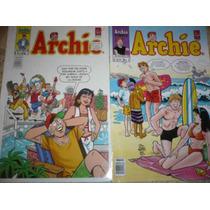Archie Editorial Vanguardia Nueva Edicion Varios Numeros