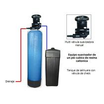 Filtro Purificador Suavizador De Agua