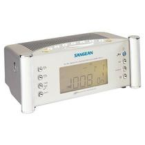 Radio Reloj Atomic Sangean Rcr-2 Unico En El Mercado