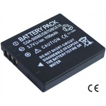 Batería Dmw-bce10 Panasonic Cga-s008