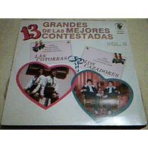 Disco Lp Las Cotorras & Los Cazadores - Disco Nuevo Sellado