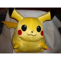 Genial Peluche Pikachu De Tu Serie Favorita Pokemon