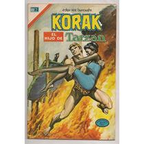 Comic Novaro Korak El Hijo De Tarzán De 1974 Ndd