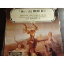 Disco Acetato De Enciclopedia Silvat Grandes Composi Berlioz