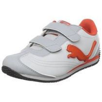 Tenis Puma Speeder Illuminescent Niña Originales, Remato!!