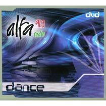 Alfa 91.3 Dvd Dance Single Unica Ed En Excelentes Cond Idd