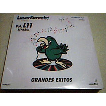 Laser Disc - Laser Karaoke Vol. L11 - Musica En Español -