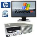 Computadoras Baratas Hp Core2duo 80gb Lcd19 Widescreen Lcd