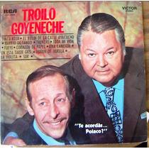 Tango, Anibal Troilo Y Goyeneche (te Acordás... Polaco?) Css