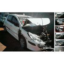 Peugeot 307 Accidentado Por Partes