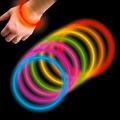 50 Pulseras Neon, Glow, Cyalume, Luminosas Con Luz