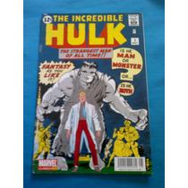 Marvel Clasico Num.5 The Incredible Hulk Edit. Televisa