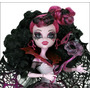 Monster High Draculaura Ghouls Rule De Halloween