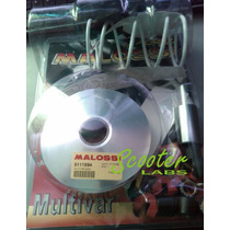 Kit Transmision Multivar Malossi Motoneta Gilera Dna 180