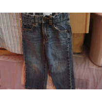 Conjunto Pantalon Y Camisa Manga Larga Old Navy Talla 2 Bvf