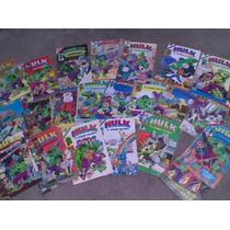 Comics Hulk De Novaro Serie Avestruz