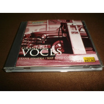 Frank Sinatra,nat King Cole - Cd Album - Grandes Voces Ndd