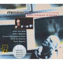 Olivier Messiaen San Francisco De Asis 4cd Envio Gratis Mmy