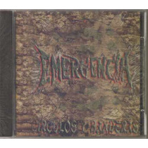 Emergencia - Circulos Y Banderas ( Punk Hardcore ) Cd Rock
