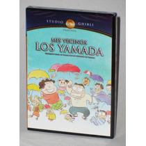 Mis Vecinos Los Yamada Studio Ghibli Dvd Original Mn4