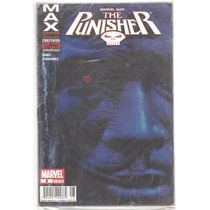 Marvel Max The Punisher # 8 - Editorial Televisa