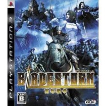 Juego Nuevo Ps3 Bladestorm La Guerra De Los 100 Años Dvn