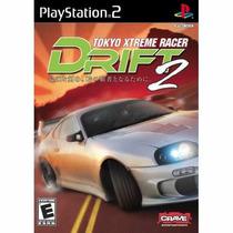 Tokyo Xtreme Racer Drift 2 Ps2 Nv7