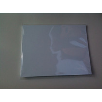 Papel Fotografico Brillante 260gm A Base Resina 100% Blanco