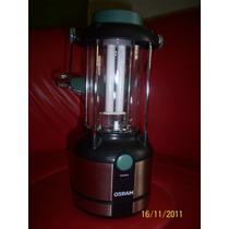 Lámpara Osram Baterías A Prueba De Lluvia Economizadora