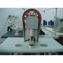 Maquina De Coser Para Pegar Broche Ojillo Automatica