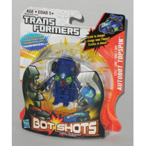 Transformers Bot Shots Autobot Topspin Serie 1 B011