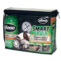 Repara Ponchaduras Llanta Slime + Compresor Aire Smart Spair