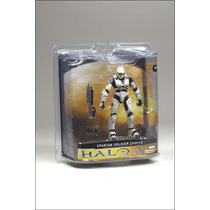 2008 Mcfarlane Halo 3 Serie 1 Spartan Soldier (mark Vi) Ma8