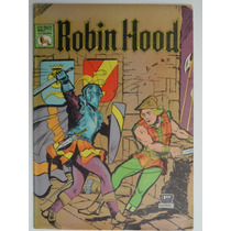 1965 Robin Hood #27 Comic Mexicano De Editorial La Prensa