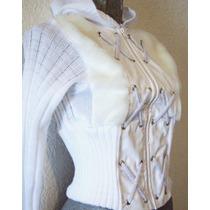 Saco Sweter Jacket Chamarra Moda Actual Unitalla