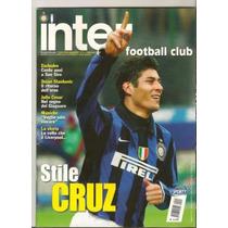 Revista Oficial Inter De Milan Italia Importada