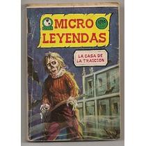 Minicomics Terror Micro Leyendas Edco De 1969 Rarísimos Nvb