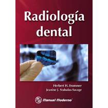 Radiología Dental,manual Moderno,original, Nuevo