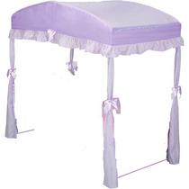 Canopy Toldo Mosquitero Para Camita Infantil Niña Princesa