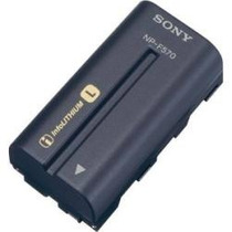 Bateria Np-f Lampara Yongnuo Leds Yn160, Yn300, Yn600, Yn900