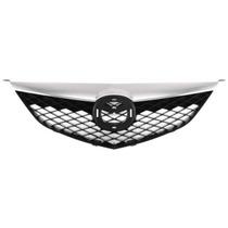 Parrilla Central Con Moldura Cromada Mazda 6 2003 - 2005