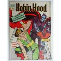 1966 Robin Hood #32 Comic Mexicano De Editorial La Prensa